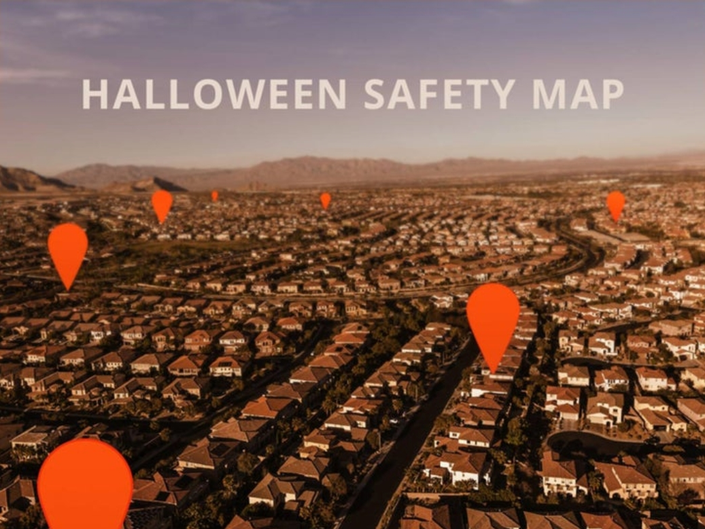 North Hollywood-Toluca Lake Sex Offenders: Halloween Safety Map