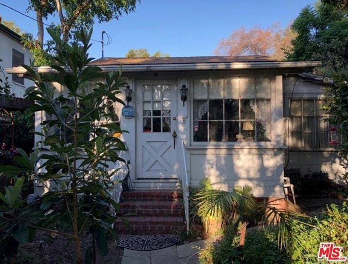 500 Sq. Ft. Home Listed For $1.17M In Hollywood Hills