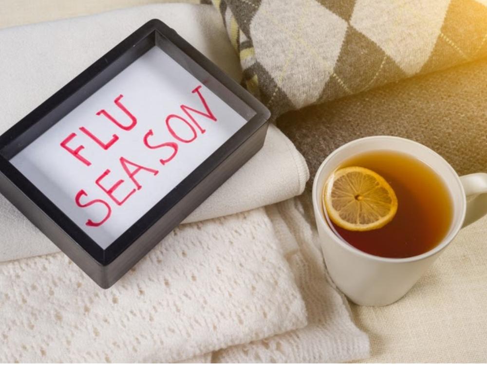 Worst Flu Season For Children In A Decade Slams California