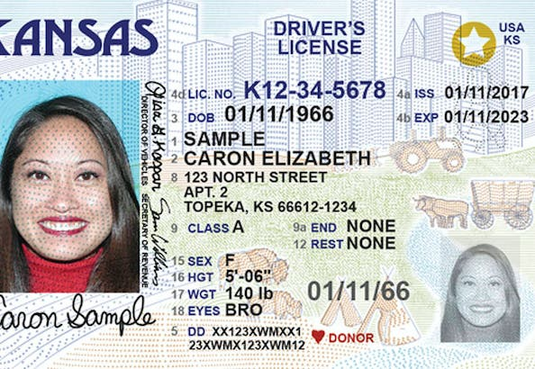 are the new illinois drivers license tsa compliant