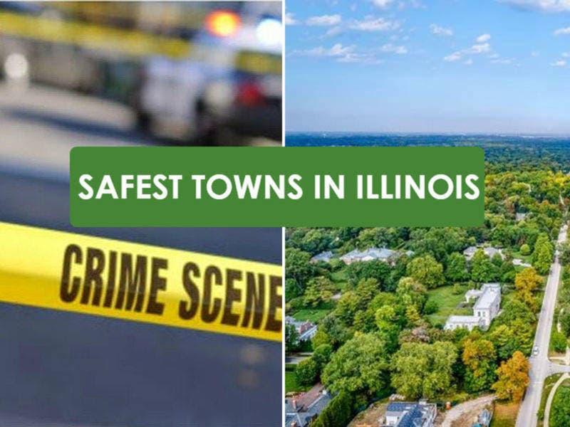 Where Does Plainfield Rank On Safest Cities List? | Plainfield, IL Patch
