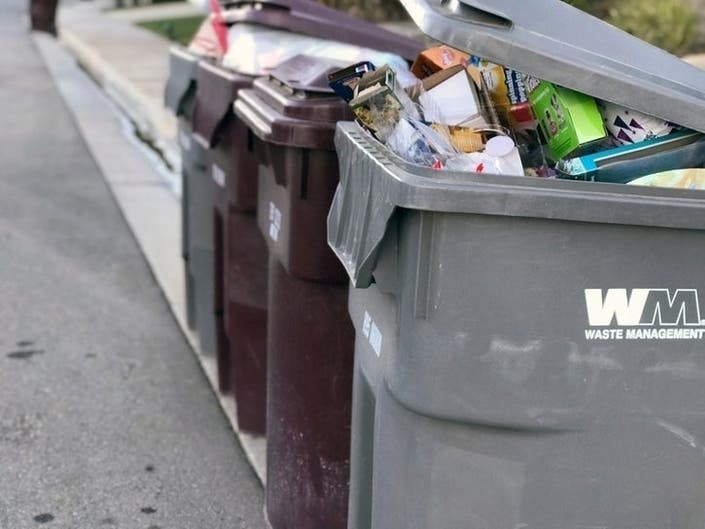 Extreme Heat Prompts Early Trash Pickup In Plainfield, Romeoville