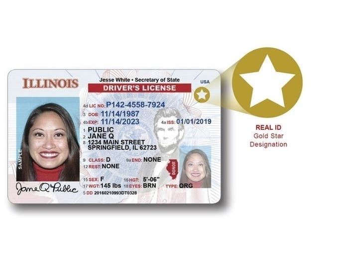 REAL ID Deadline Looming In IL: What You Need To Know