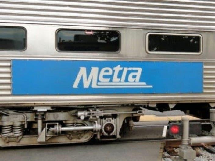 Pedestrian Fatally Hit By Train On Metras Rock Island Line