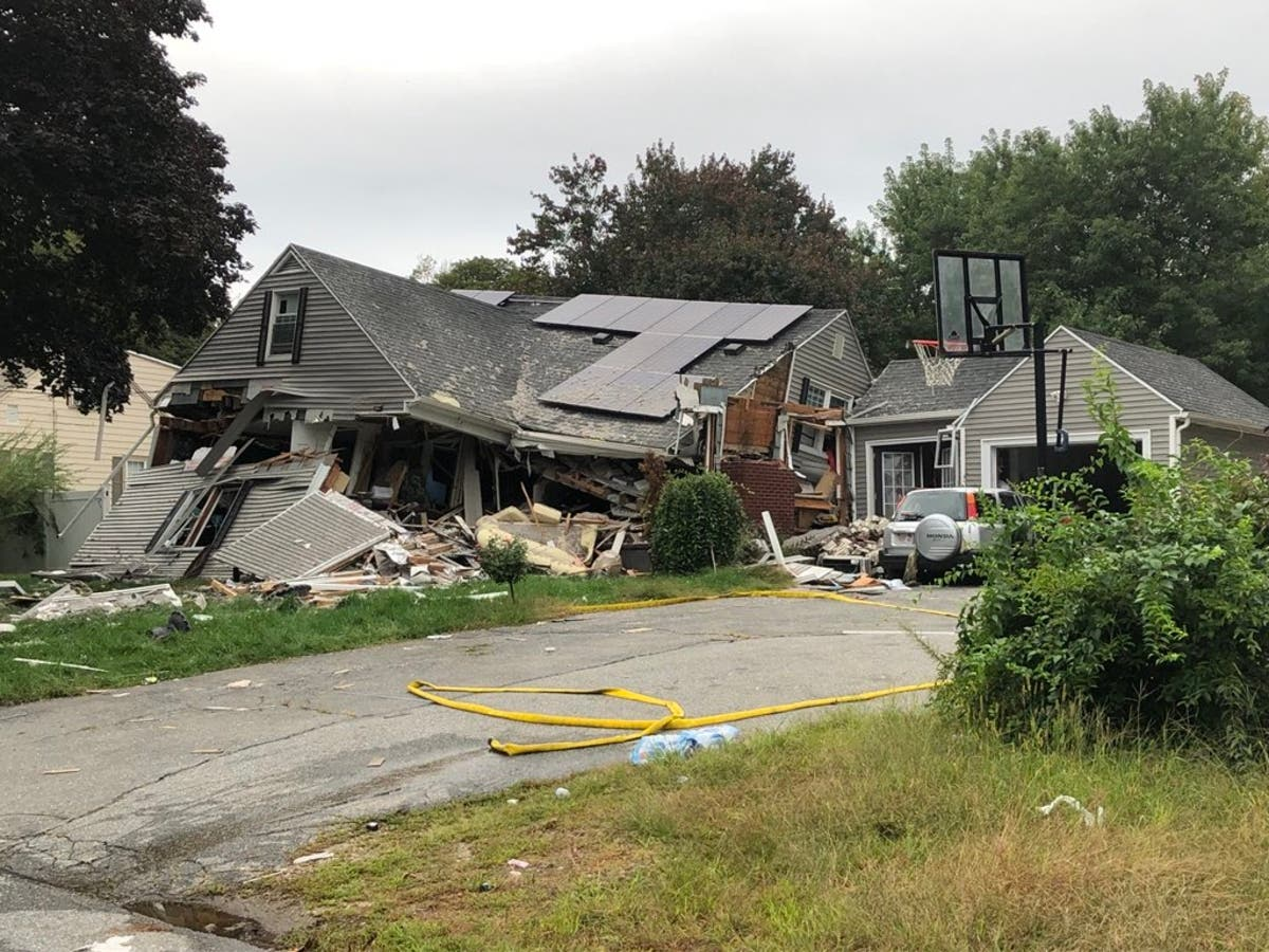 War Zone:' Evacuations, Gas Explosions In Merrimack Valley | North on