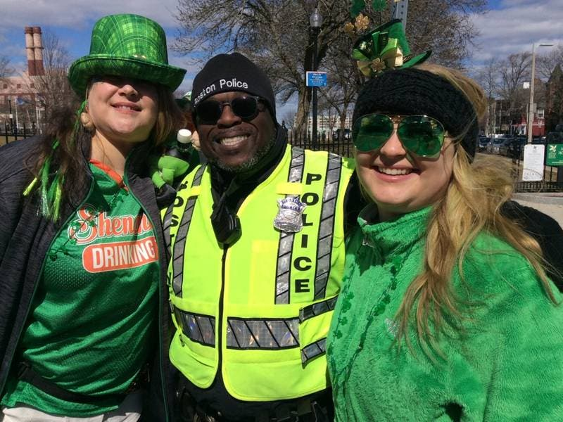 St. Patricks Day Parade In Boston: Watch Live