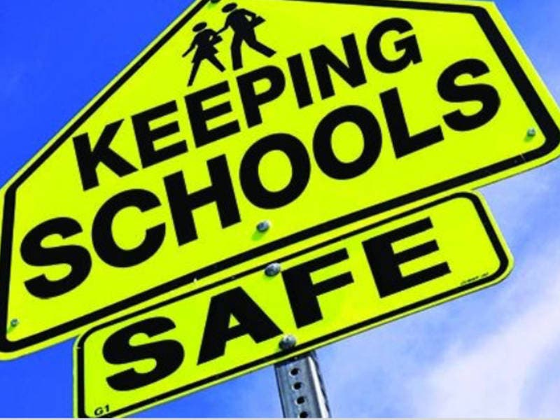 School Security; More needs to be done