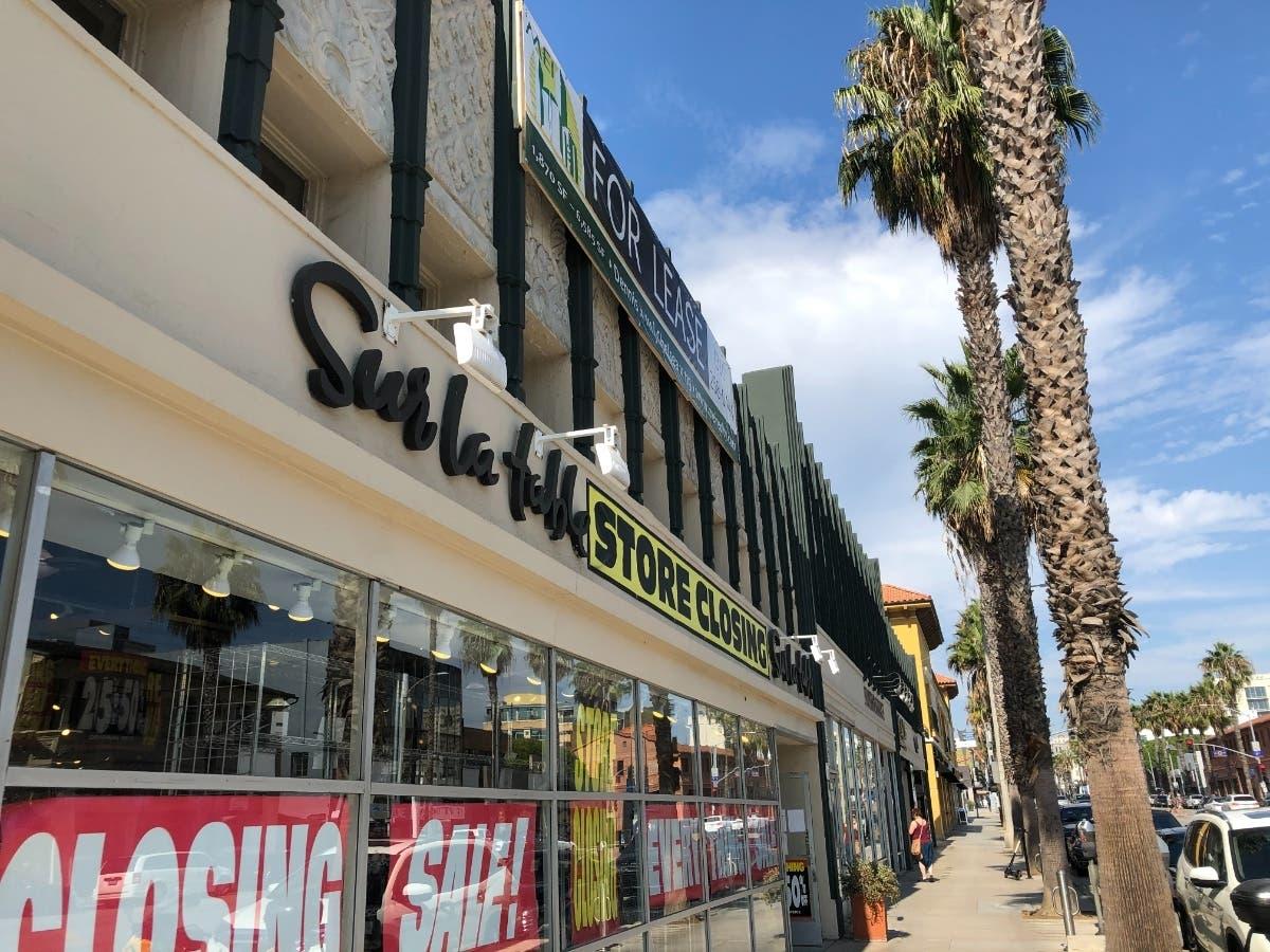 La Sur La Table Locations Closing Santa Monica Ca Patch