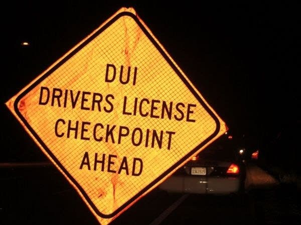 DUI, Driver's License Checkpoint Planned For Westside Friday