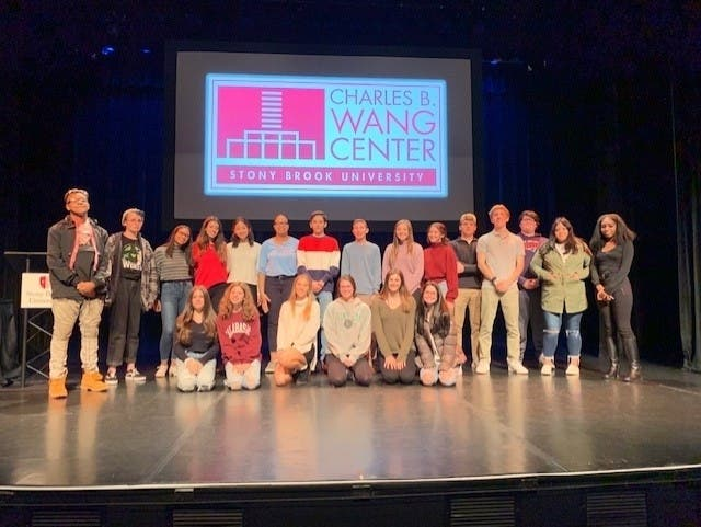 High School Students Win Digital Competition At Stony Brook