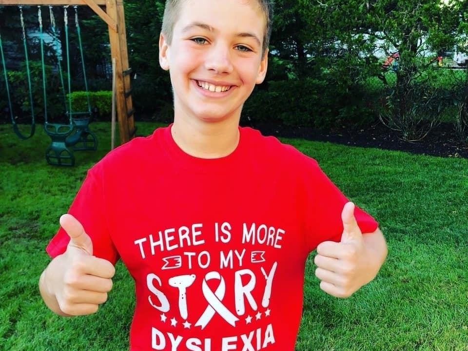 Long Island Mom Spearheads Dyslexia Campaign