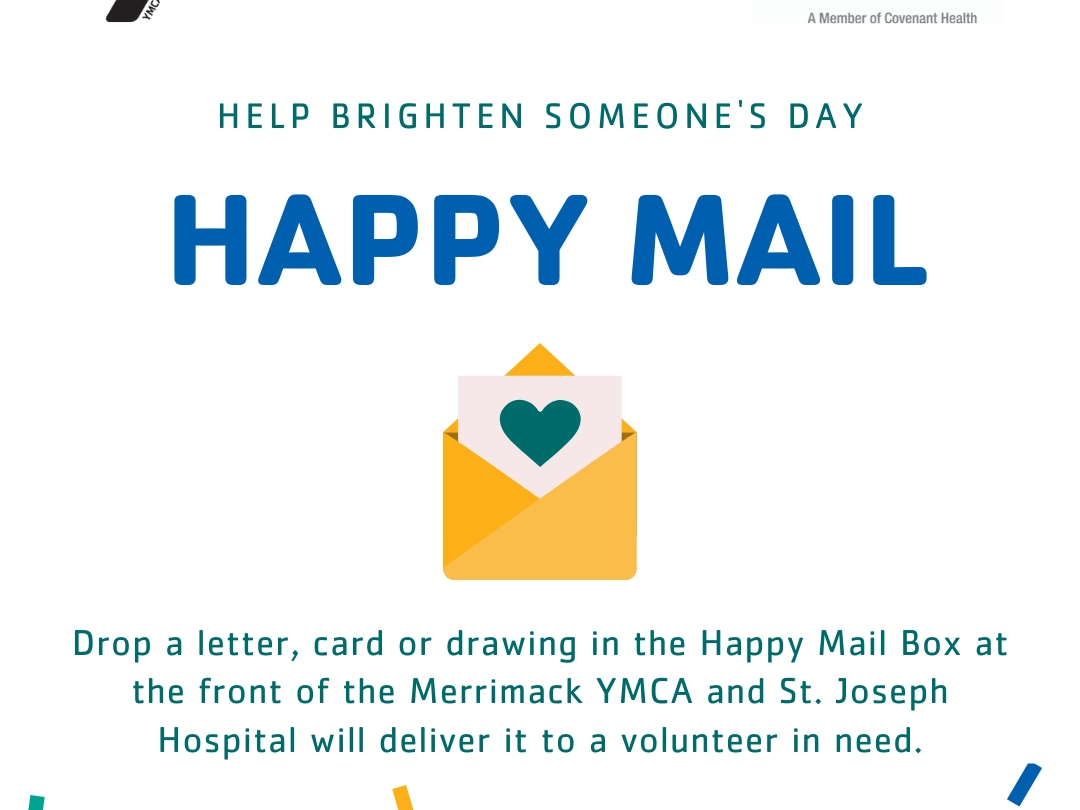 YMCA Helps Local Seniors Stay Connected With Happy Mail