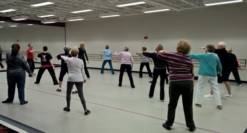 May 22 | Tai Chi for Health (first class free) | Odenton-Severn, MD