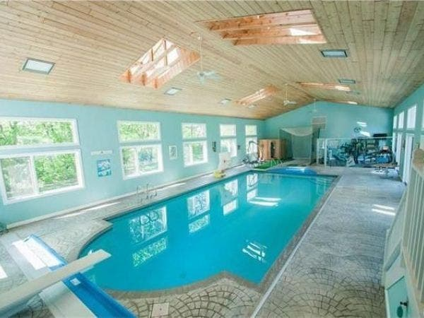 5 Detroit Area Wow! Houses With Must-Have Swimming Pools ...