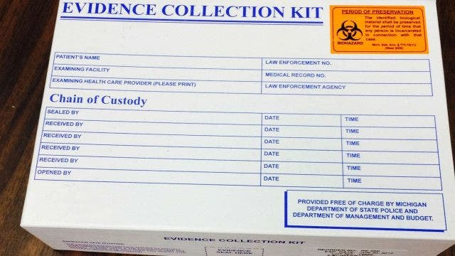 Second Untested Rape Kit Backlog Found In Detroit