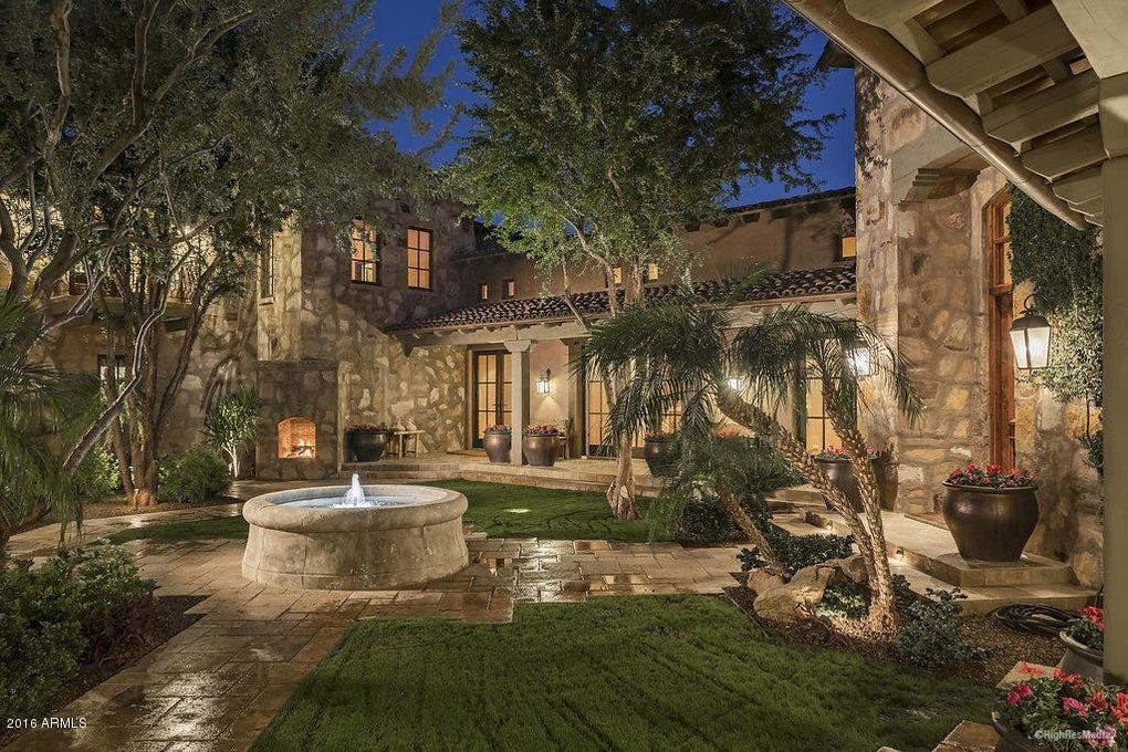 Arizona's Most Expensive Homes: Pools Make Sparkling Statements