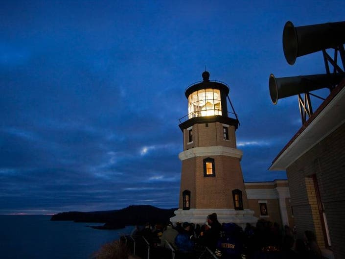 Rare Opening For Lighthouse Keeper At Iconic Lake Superior Site