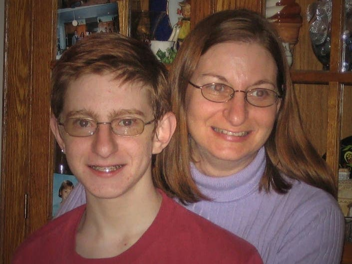 Jane Clementi works to end bullying and cyberbullying through the Tyler Clementi Foundation. Tyler, shown with his mother in an undated photo, took his life after his Rutgers University roommate live-streamed Tyler kissing another man.