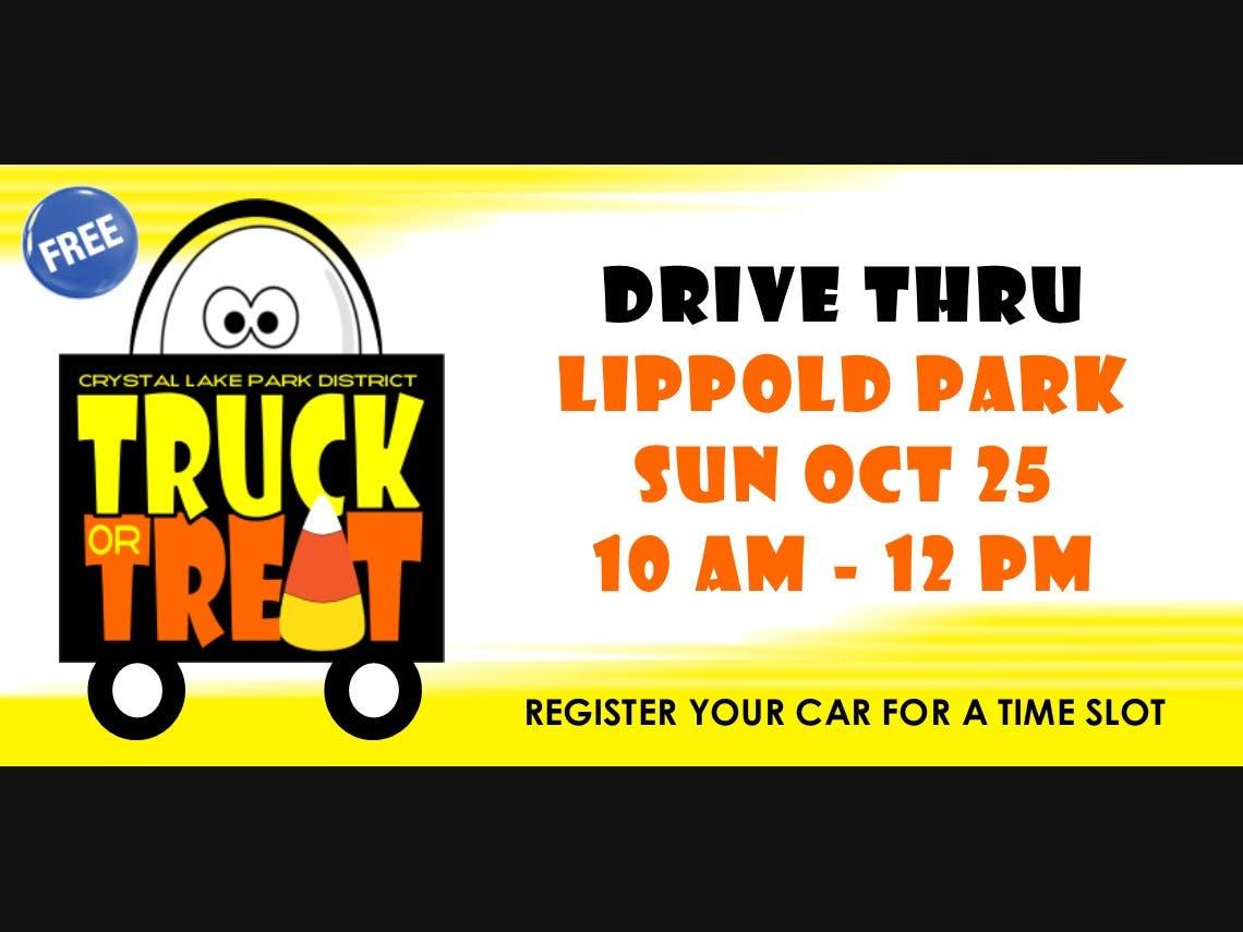 Halloween Events 2020 Crystal Lake Drive Thru Truck Or Treat Coming To Crystal Lake | Crystal Lake