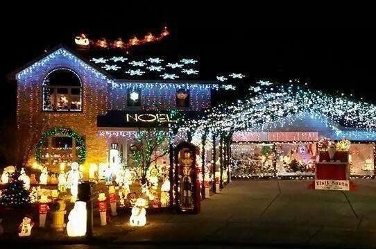 Griswold Christmas Lights.Tell Us Where To Find The Best Christmas Lights In The