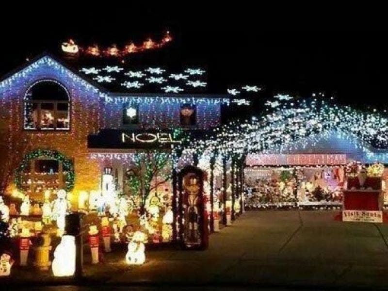 Best Christmas Lights Near Me.Updated Best Christmas Lights Displays In The Chicago