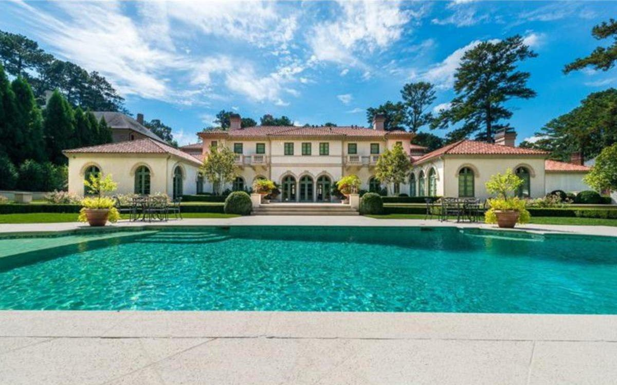 Best Georgia Homes With A Pool To Dip Your Feet Duluth Ga Patch