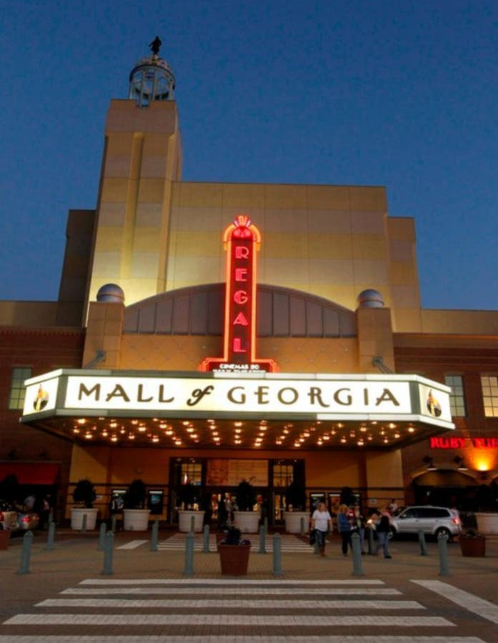 Reserve Your Parking Spot At Mall Of Georgia With New App