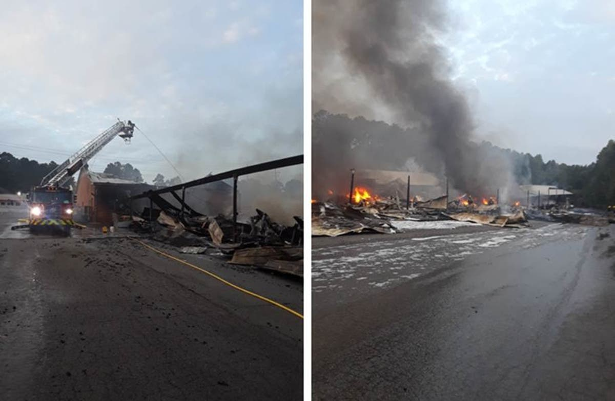 86 Boats Worth Millions Lost During Fire At Buford Storage Site