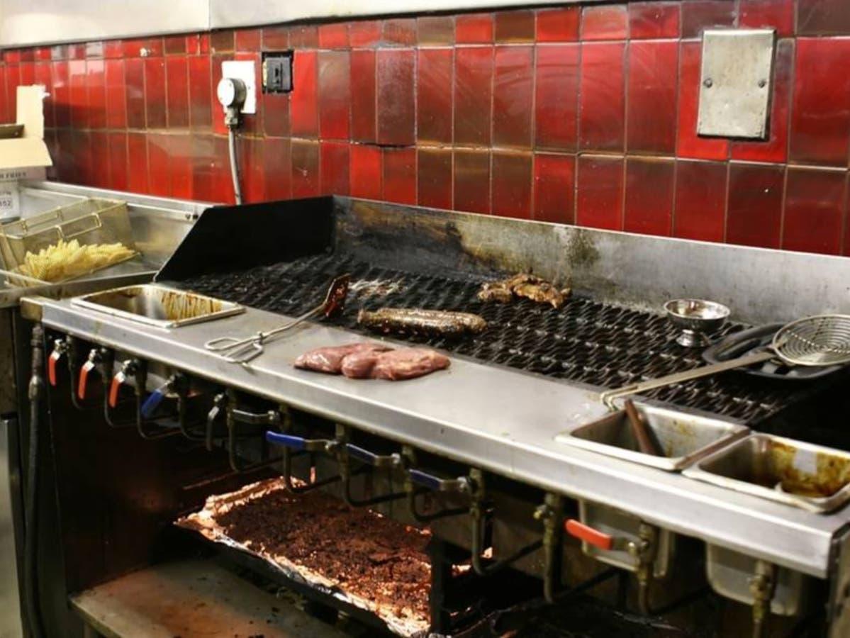 Forsyth Inspections Pizza Shop Fails With Dirty Floors
