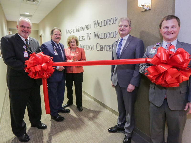 WellStar Paulding Hospital Opens New Outpatient Infusion