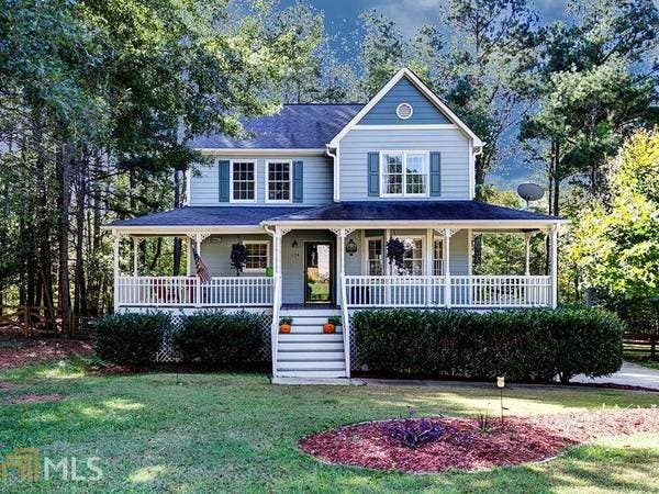 Check Out This New Paulding County Home On The Market