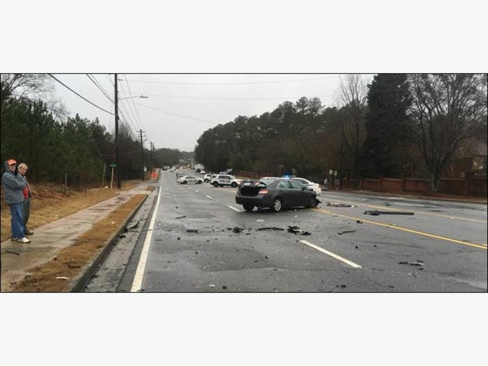 First Fatal Accident Of 2019 Occurs On Lawrenceville Highway