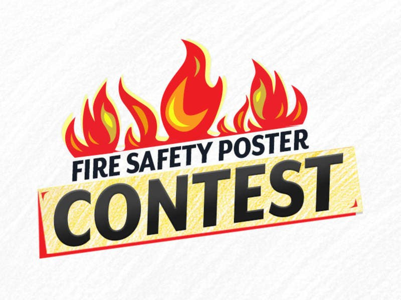 3rd Graders Invited To Show Skills In Fire Safety Poster Contest