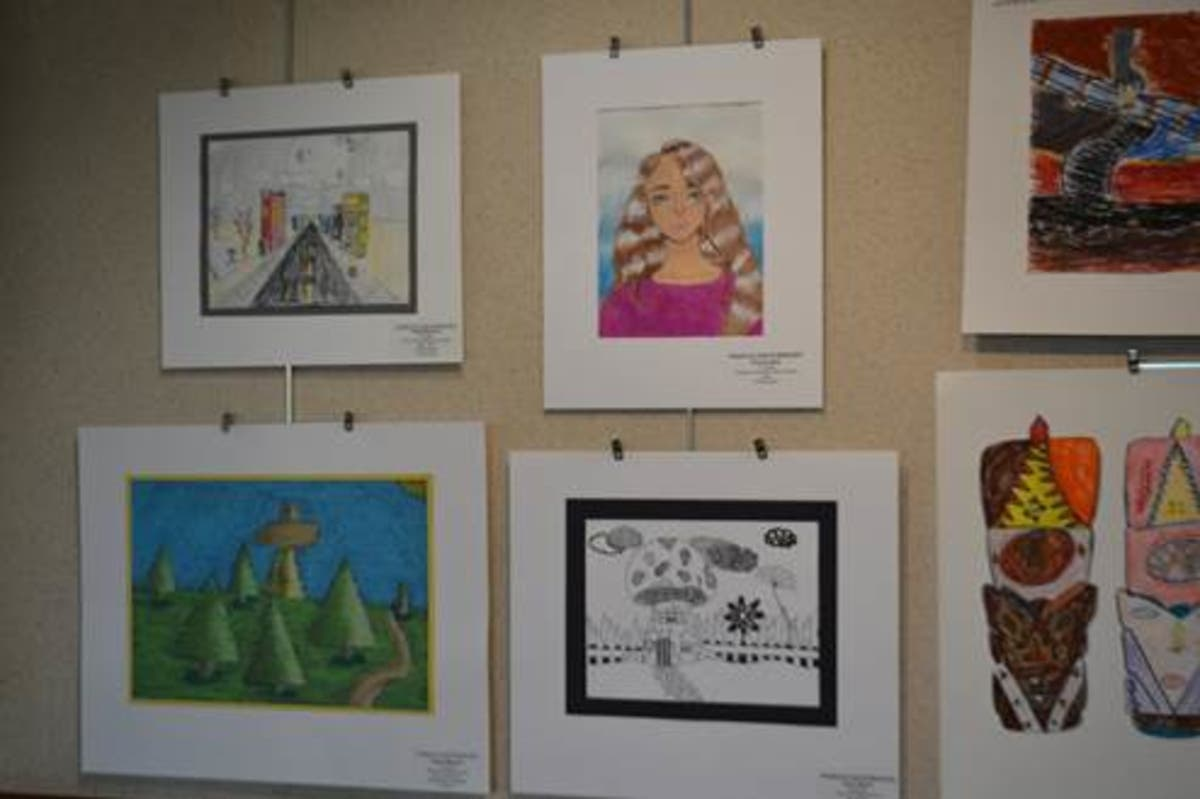 Douglas County Courthouse To Hold Youth Art Month Reception