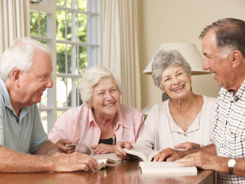 New Senior Citizen Food Program To Debut At Briscoe Park