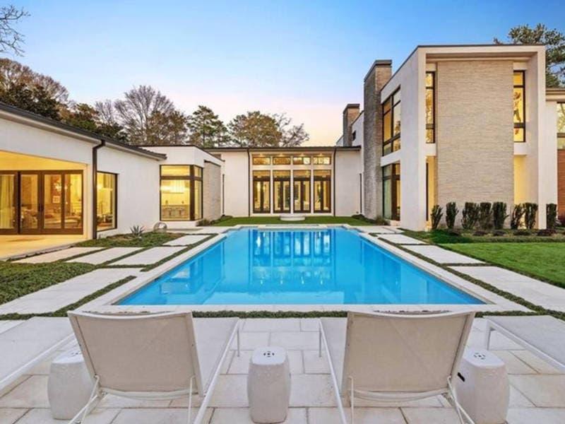 GA Wow Houses: 151 Acre Farm, $7M Mansion, Tuscan Style Estate