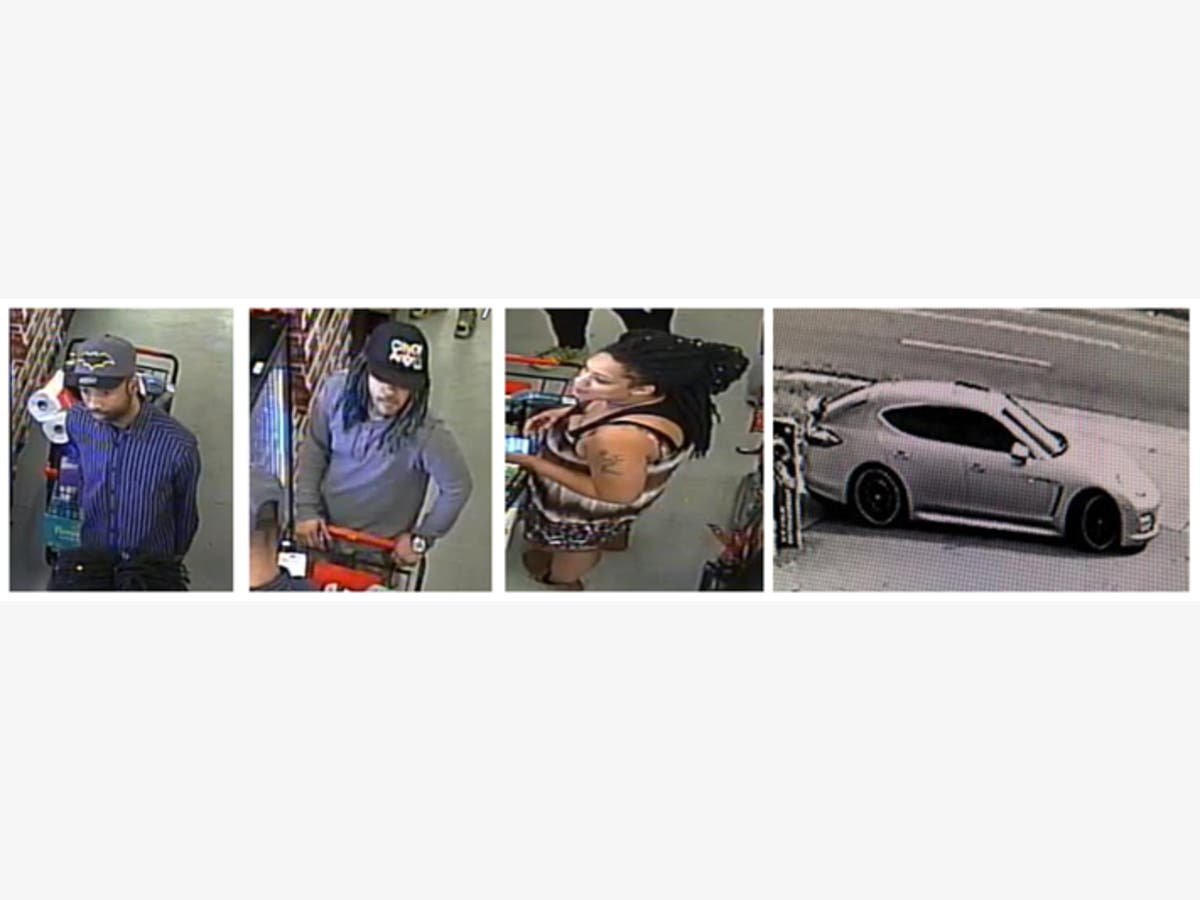 Trio In Porsche Wanted For Theft, Fraud: Police | Peachtree Corners