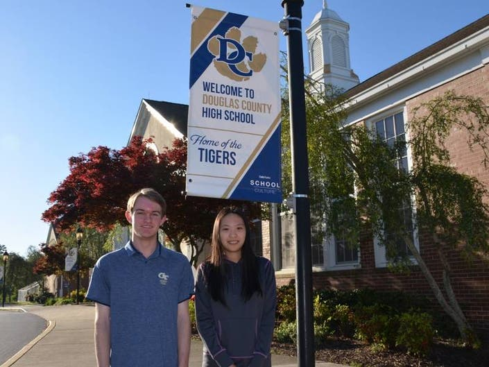 Two Douglas County Seniors Named National Merit Finalists
