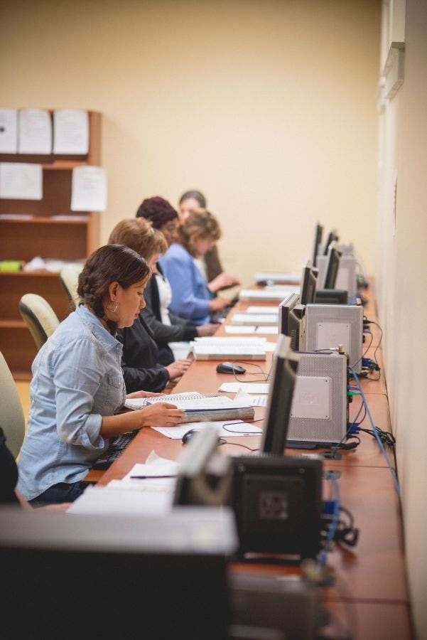 Free Computer Classes and Career Guidance Available at Project Self