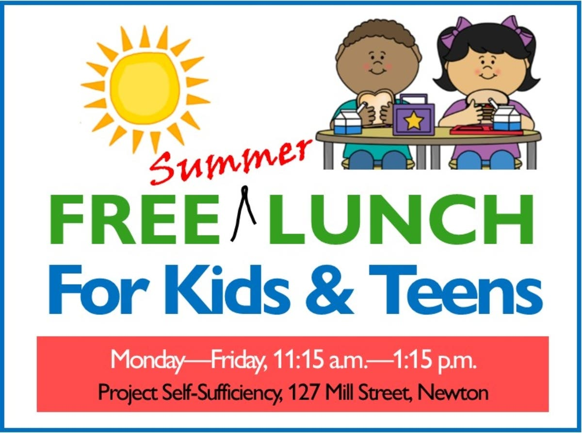 Free Summer Lunch Program For Kids Hopatcong Nj Patch