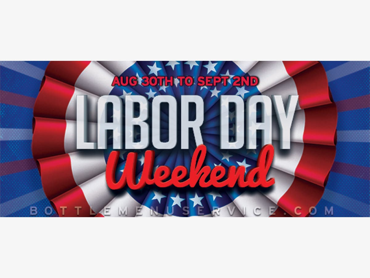 2018 Guide | Labor Day Weekend Party and Events | Los