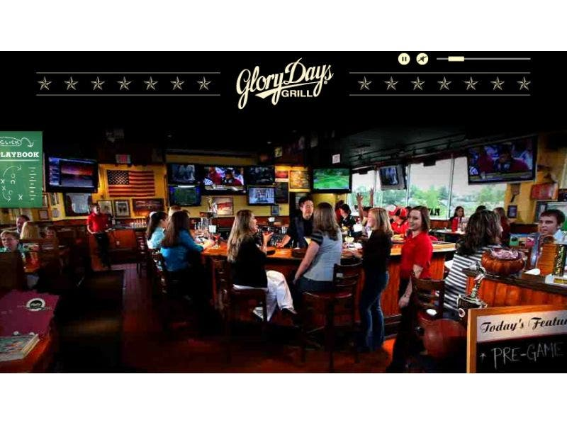 Glory Days To Open New Restaurant In Falls Church At
