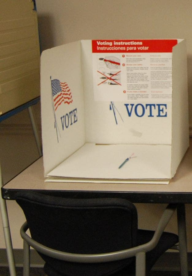 Election 2016: 'Selfies' Allowed in Virginia Voting Booths