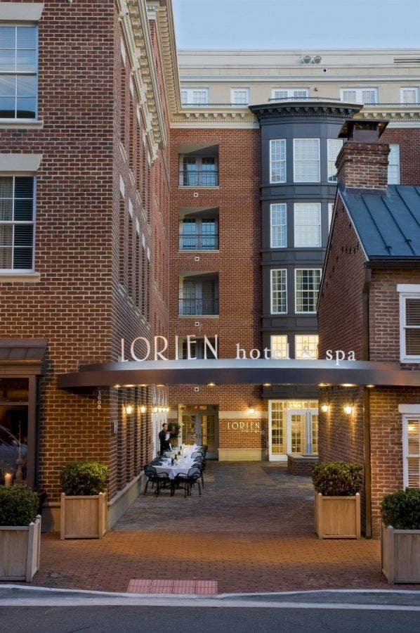Alexandria's Kimpton Lorien Hotel + Spa Gets New General