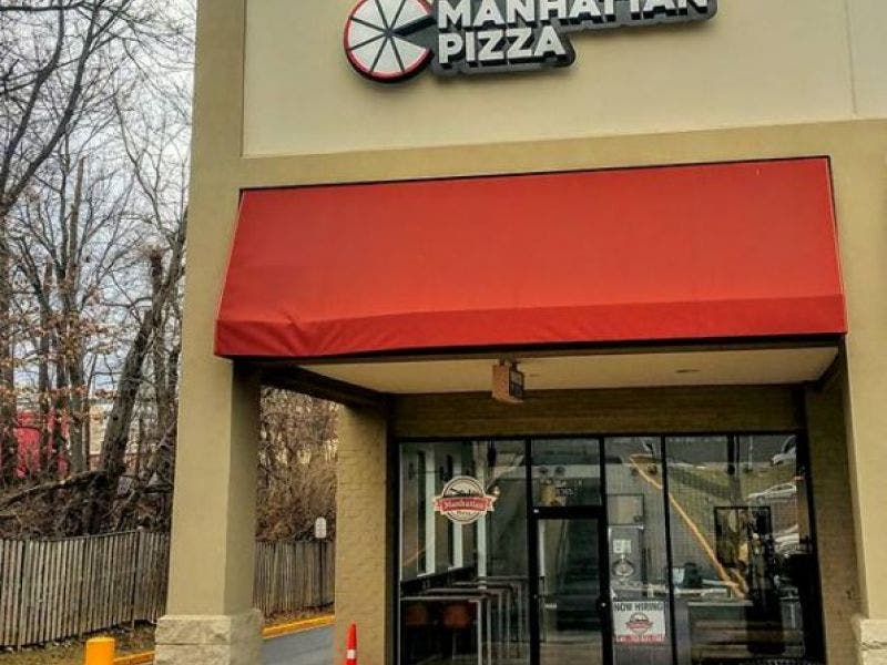 Manhattan Pizza Now Open In Tysons Mclean Va Patch