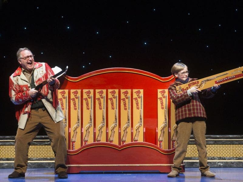 A Christmas Story, The Musical at Atlanta\'s Fox Theatre from ...