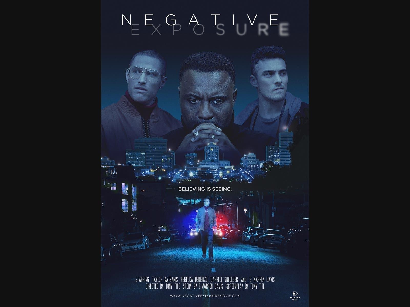 Negative Exposure Movie Release Date August 8, 2020   Cascade, GA Patch