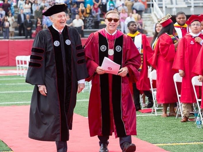 7,535 Students Graduate From Stony Brook University [Photos]