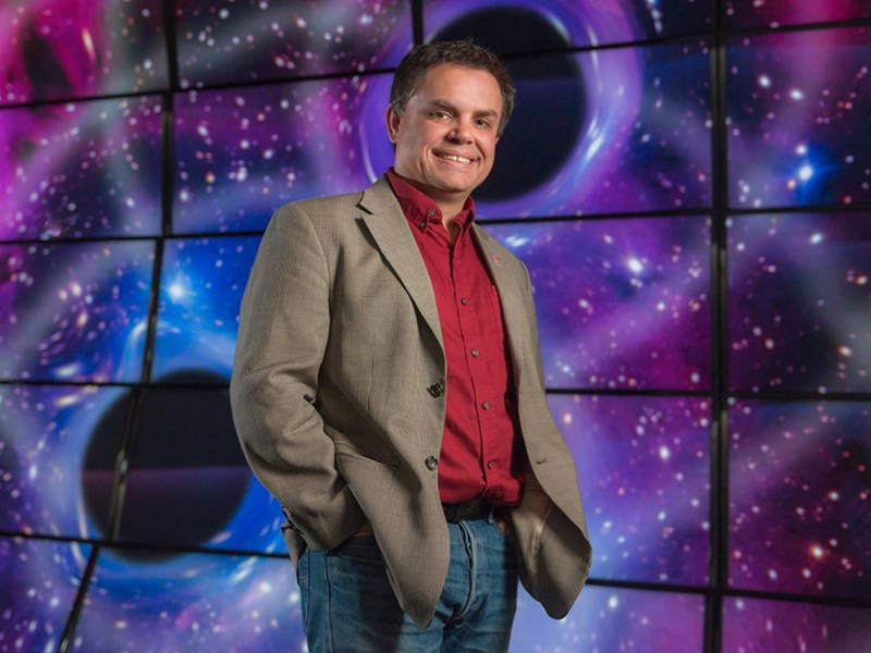 Explore the Budding Science of Gravitational Waves April 5 at COD