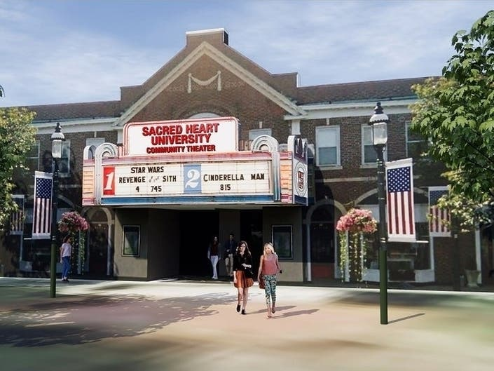 10-Year Tax Break For Fairfield Community Theater Approved By RTM